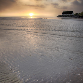 Sunrise at Laytown by Eimhear Collins (EimhearCollins)) on 500px.com
