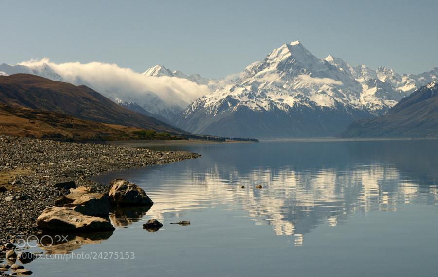 Photograph Aoraki by Kenny Muir on 500px