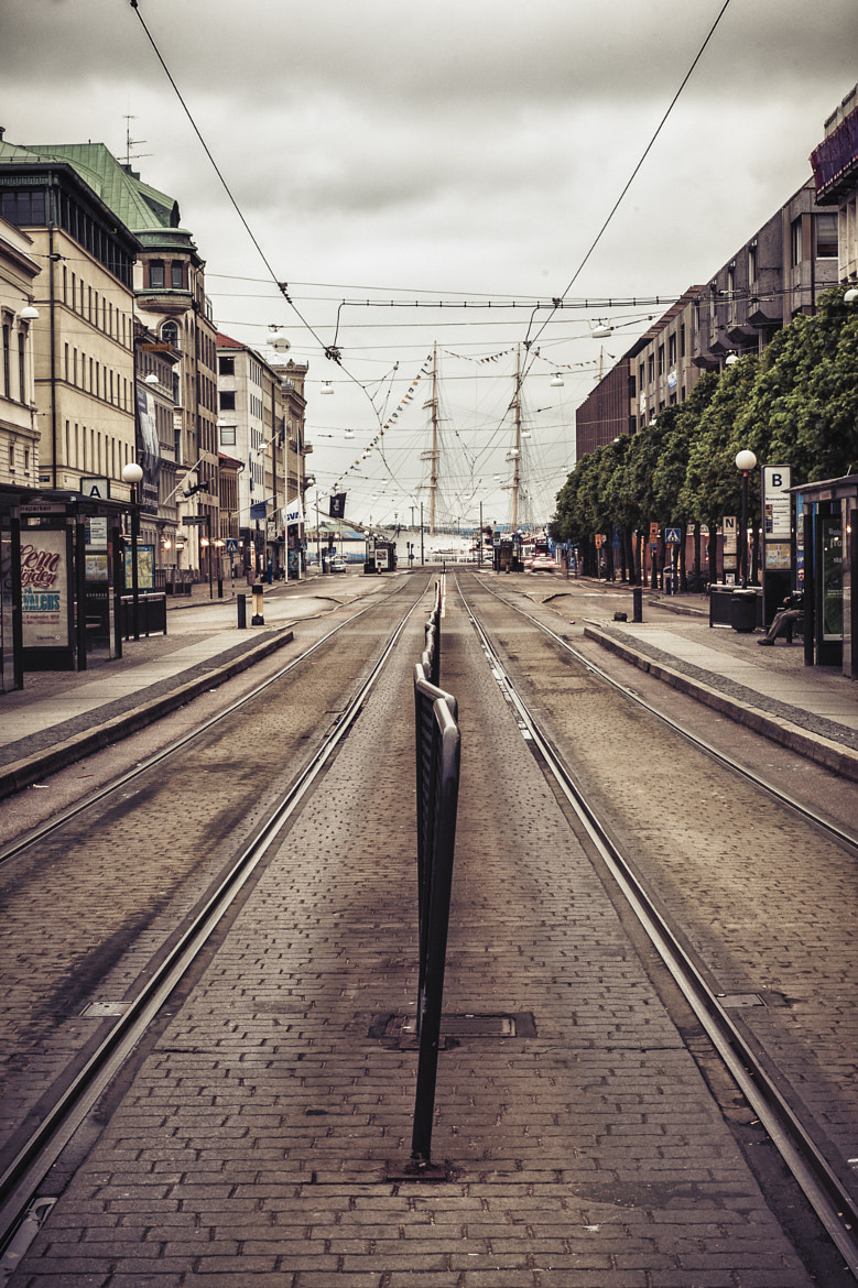 Photograph Tracks by Olof Berglund on 500px