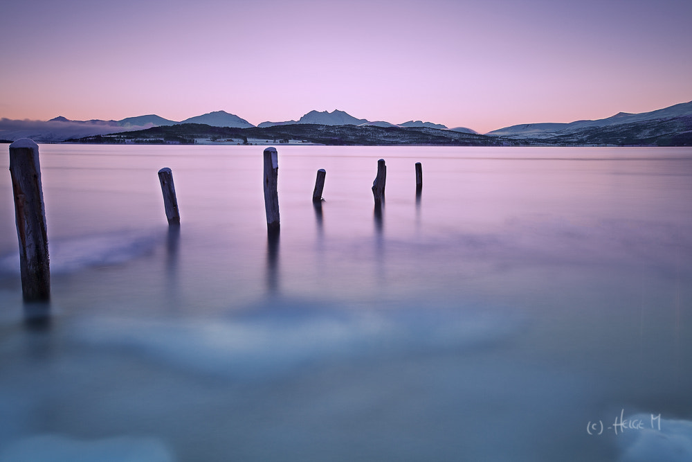 Photograph End of January sunset by Helge Mortensen on 500px