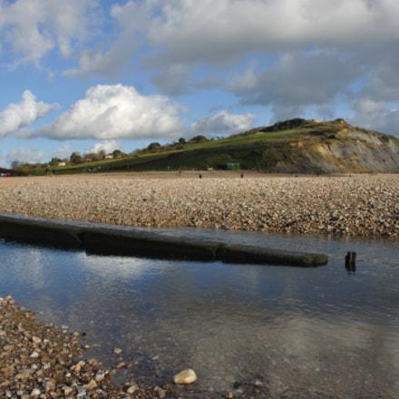 Sidmouth Cloudscape, Nikon D90, AF-S DX Zoom-Nikkor 18-135mm f/3.5-5.6G IF-ED