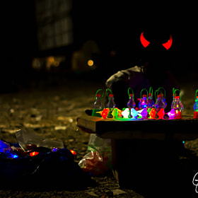 The Invisible toyseller by Ganesh Payyanur (GaneshPayyanur)) on 500px.com
