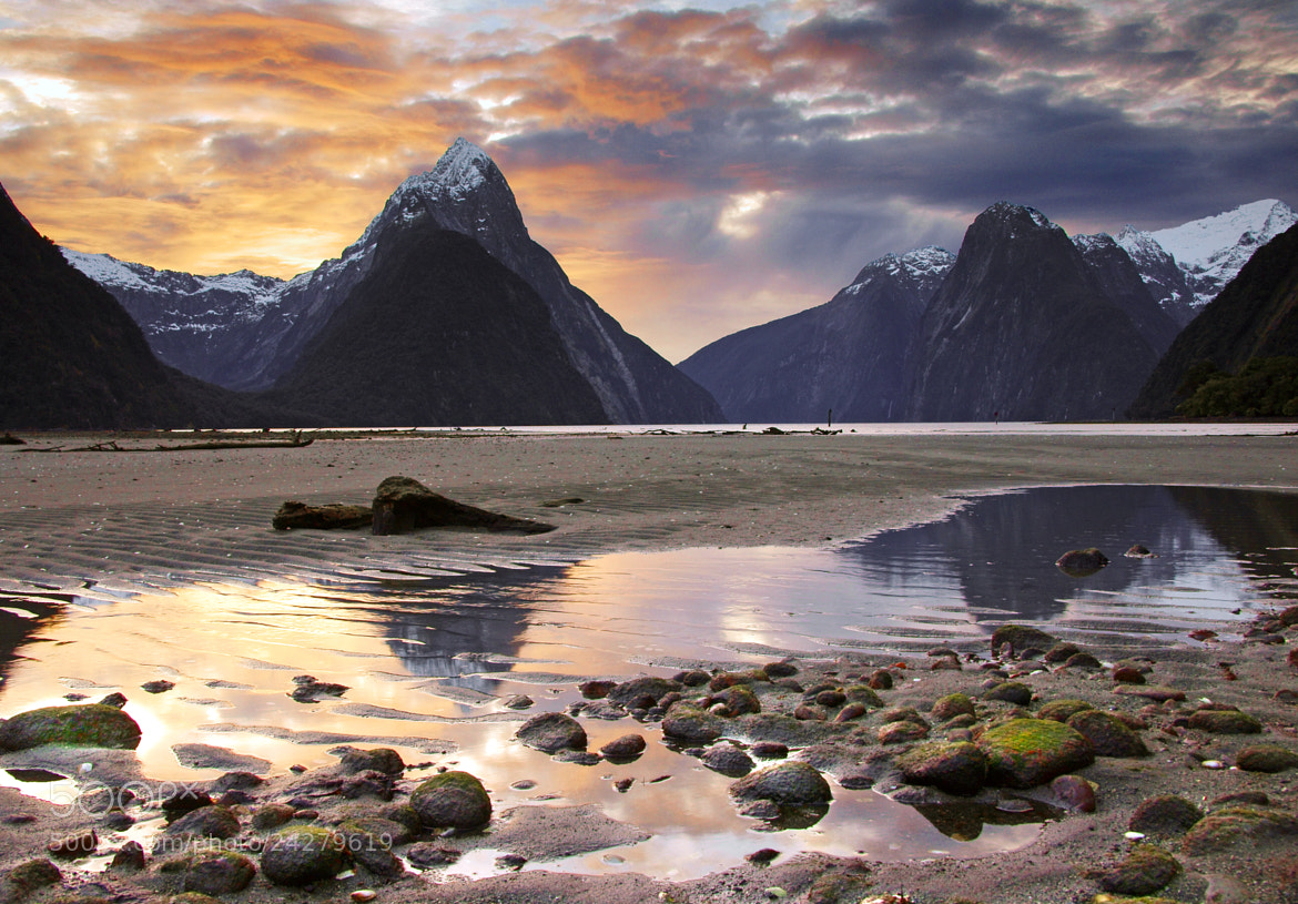 Photograph Piopiotahi by Kenny Muir on 500px