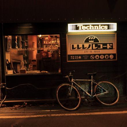 Retro cafe & bar, Canon EOS KISS X7, Canon EF-S 24mm f/2.8 STM