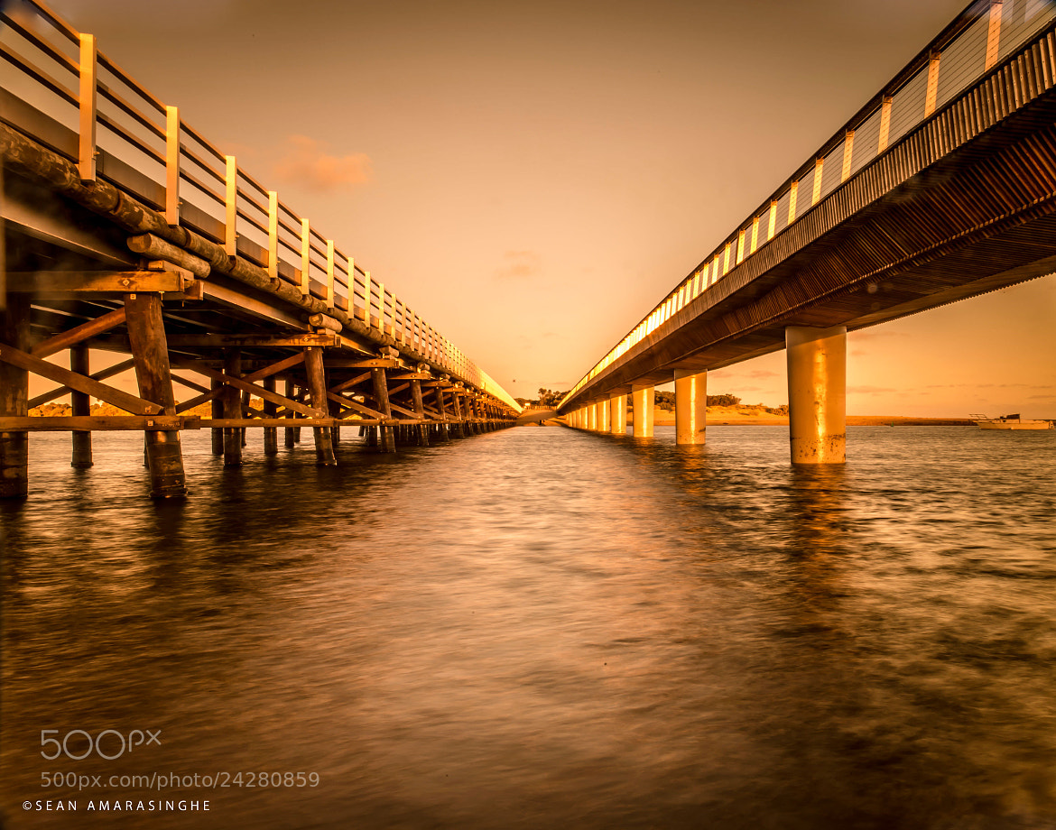 Photograph Two Bridges by Sean Amarasinghe on 500px