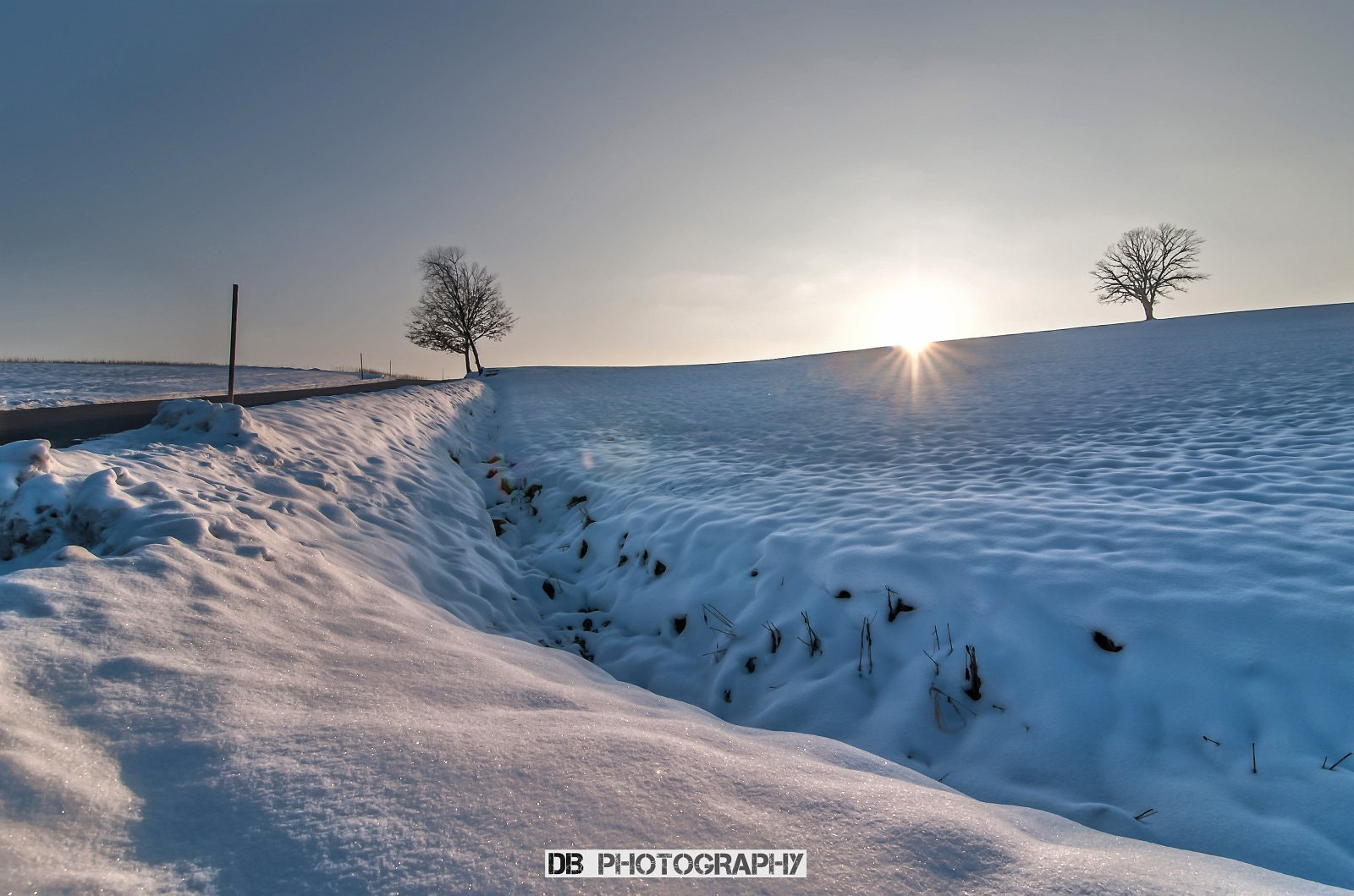 Photograph Lovely winter afternoon by Hans Weichselbaumer on 500px