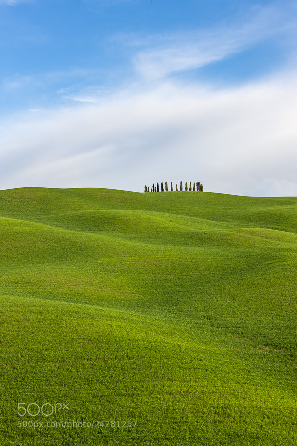 Photograph Tuscany Light by Hans Kruse on 500px