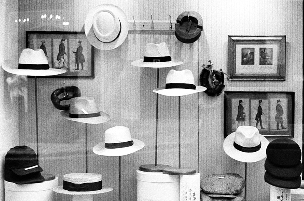 Photograph I Hope You Like Hats by Christian Hayes on 500px
