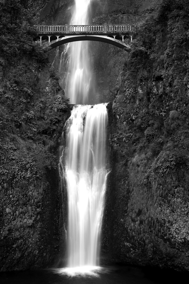 Photograph Multnomah Falls by Kevin Shorter on 500px