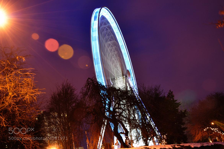 Photograph York Eye by Shaun Fernandes on 500px
