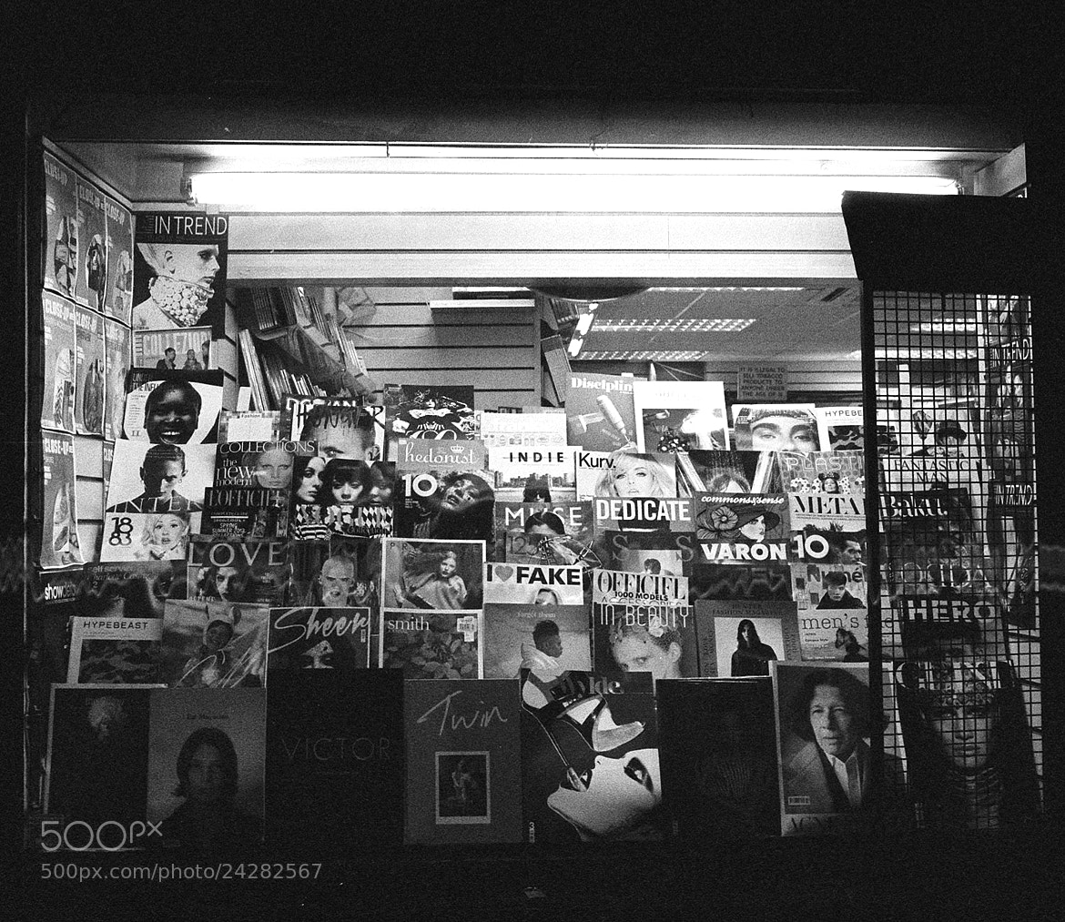 Photograph Midnight Magazines by Christian Hayes on 500px