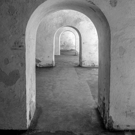 Three Arches, Canon POWERSHOT A640