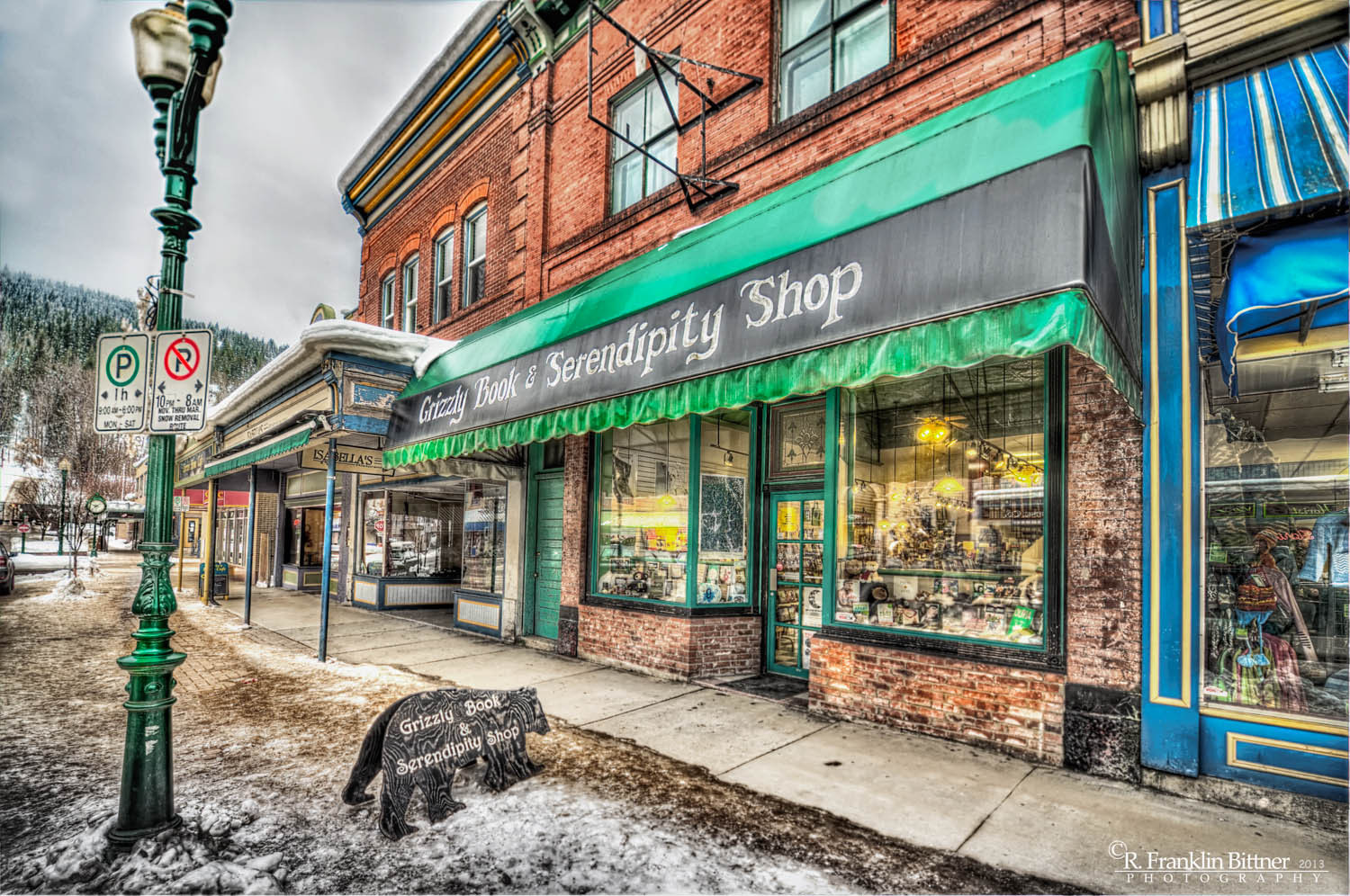 Photograph The Book Shop by Robert Bittner on 500px
