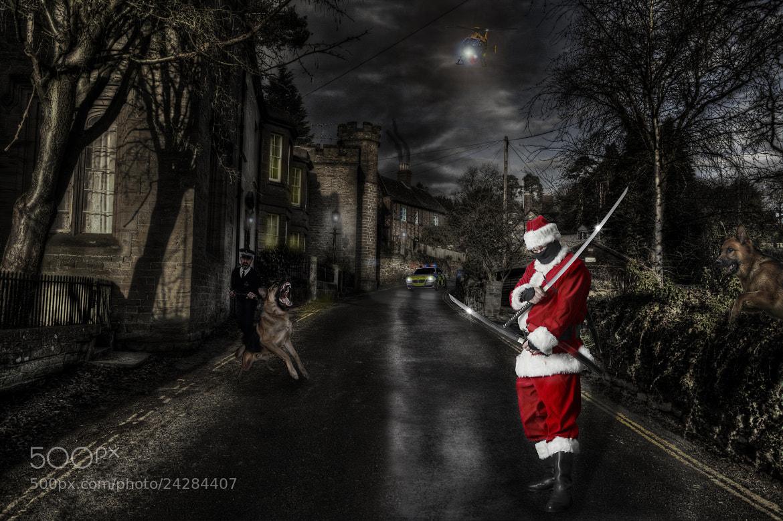 Photograph Who's been a bad santa? by antony lampitt on 500px