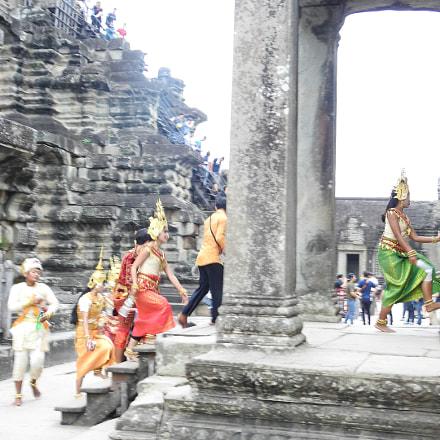 Angkor Wat show, Nikon COOLPIX P900s