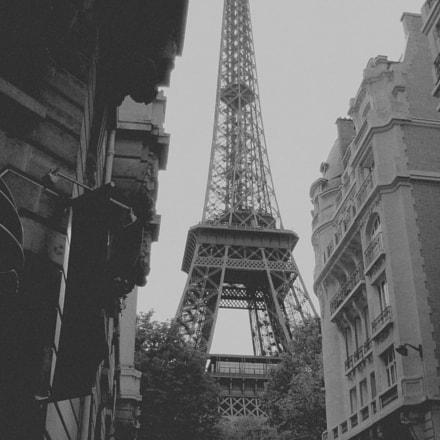Paris Old Style, Sony DSC-P12