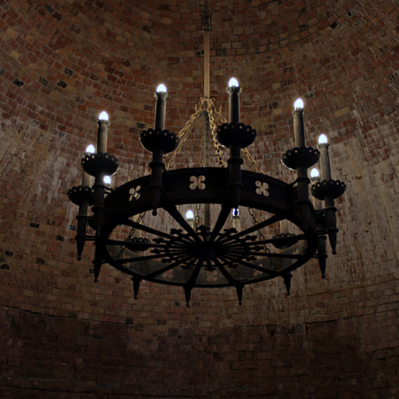 Chandelier..., Canon EOS 100D, Canon EF-S 18-55mm f/3.5-5.6 III