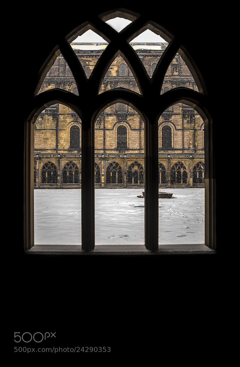 Photograph Cloisters by Raymond Kessler on 500px