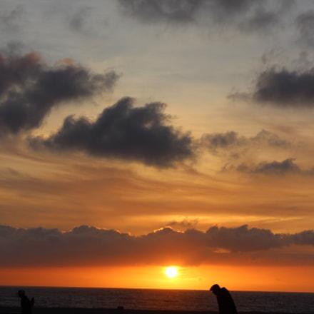 LA view, Canon EOS REBEL T3I, Canon EF-S 18-55mm f/3.5-5.6 IS II