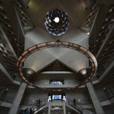 Islamic art museum, Nikon D500, Sigma 8-16mm F4.5-5.6 DC HSM