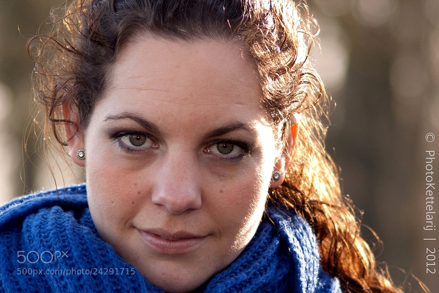 Photograph Untitled Portrait by Geert-Jan Kettelarij on 500px