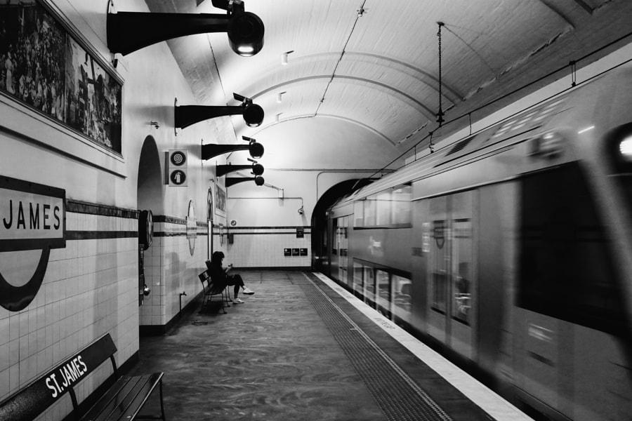 St James Station by Chen Li on 500px.com