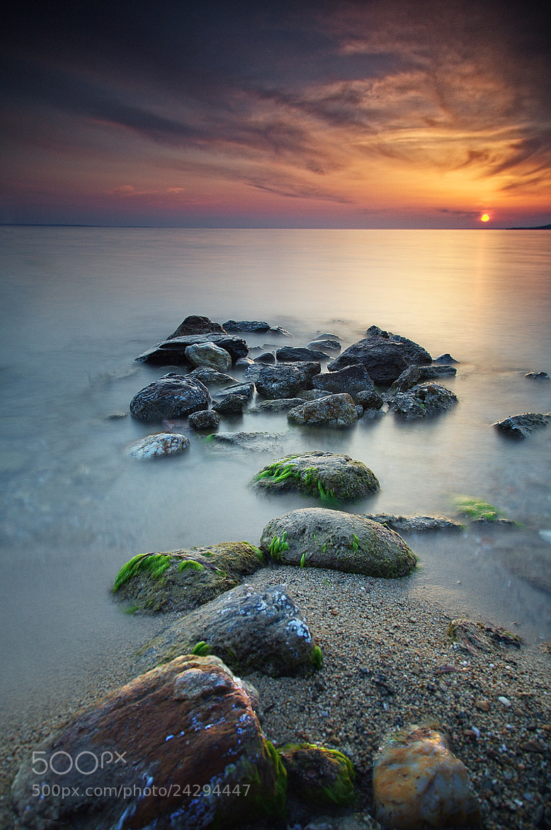 Photograph  Stepping stones by Andreas Gaitanidis on 500px