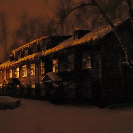 Old House, Panasonic DMC-LS70