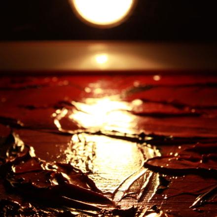 sunrise tableau, Canon EOS 1300D, Canon EF-S 18-55mm f/3.5-5.6 III