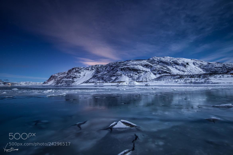 Photograph Winter Ice by Yngve Blomsø on 500px