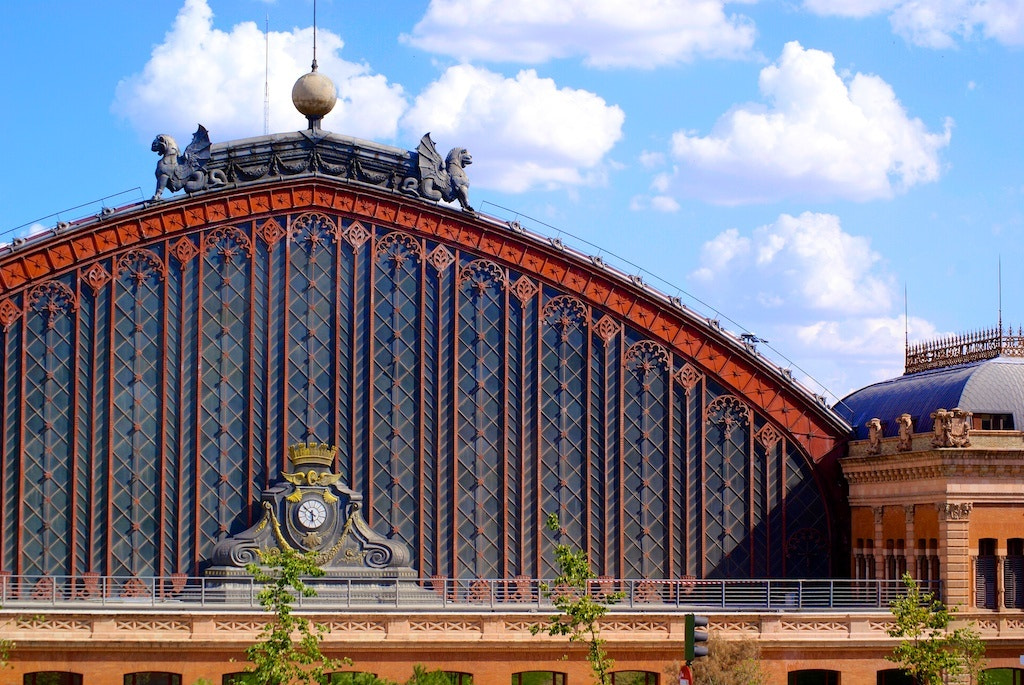 Photograph Estación de Madrid Atocha by Alexey Nakhimov on 500px
