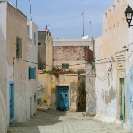 Sousse Medina, Canon DIGITAL IXUS V3