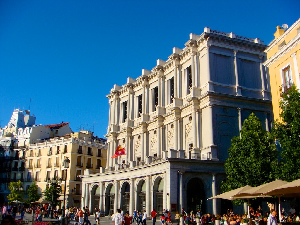 Photograph Teatro Real. Madrid by Alexey Nakhimov on 500px