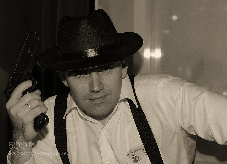 Photograph Don Corleone by Nataly Logunova on 500px