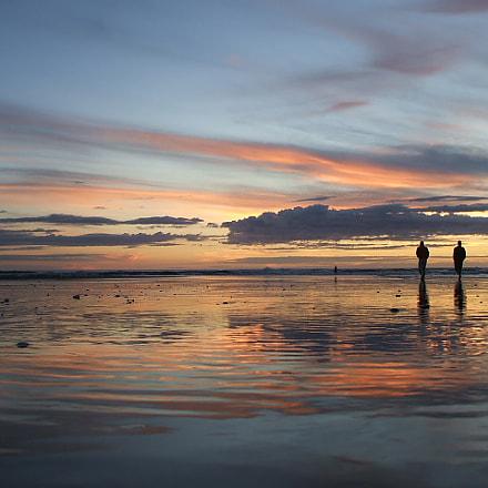 In Karioitahi Beach, Fujifilm FinePix A600