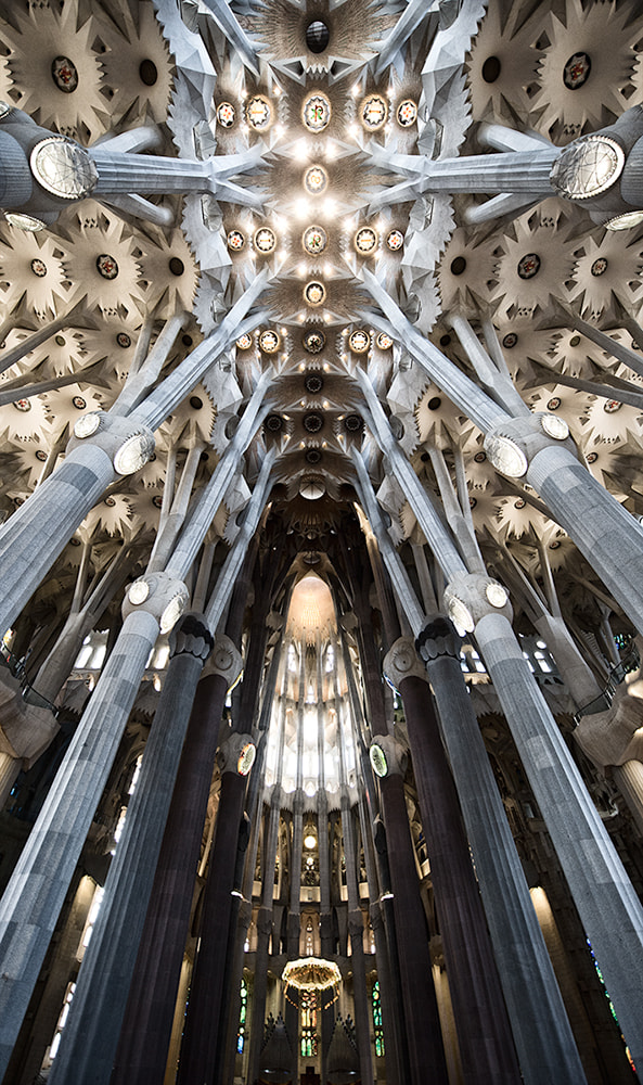 Photograph Sagrada Família by Valdas Vrubliauskas on 500px