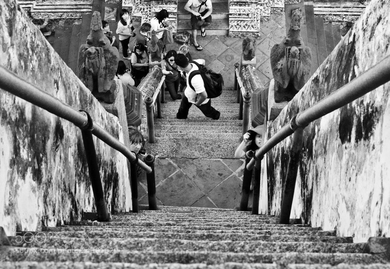 Photograph Peek by Songsak Somnate on 500px