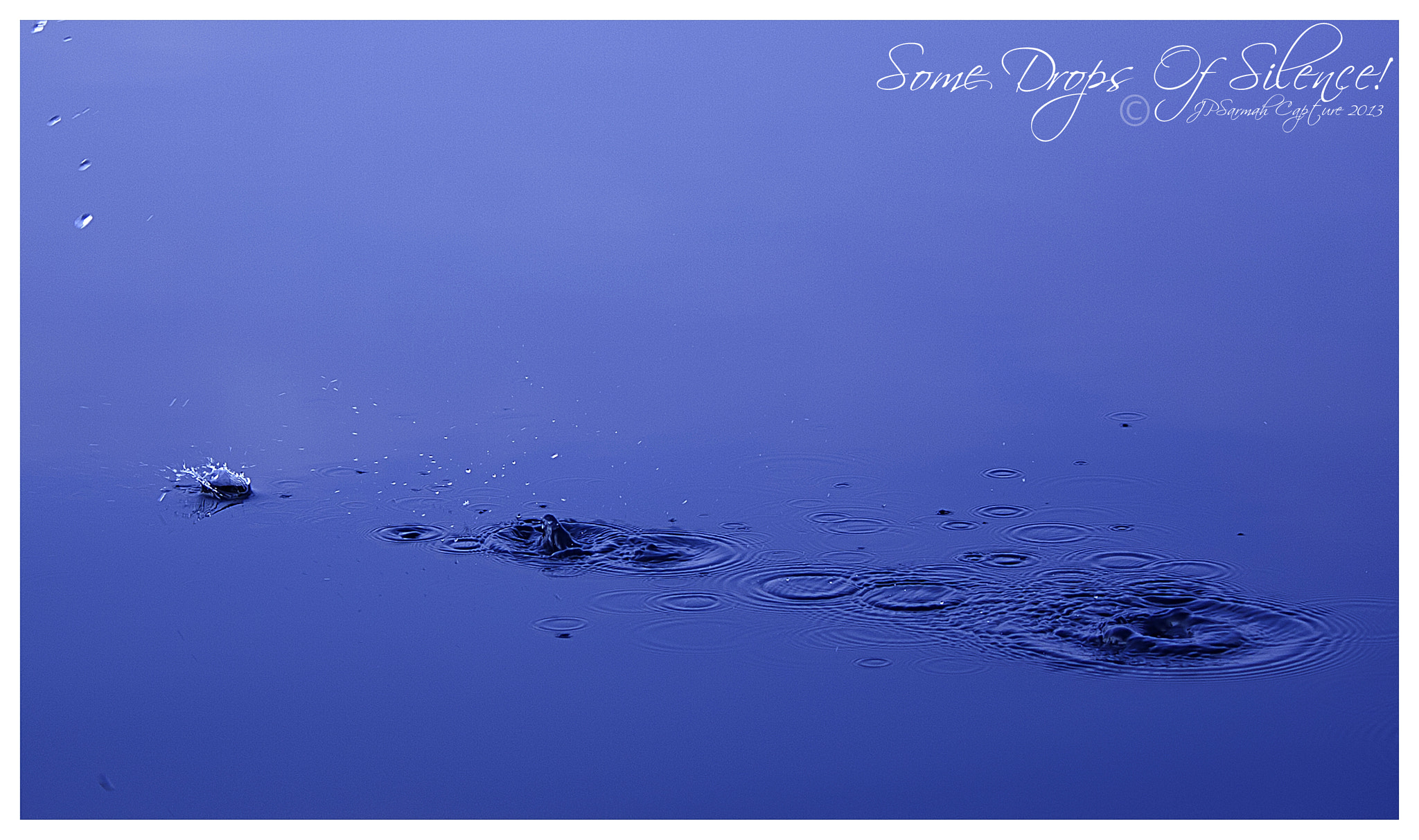 Photograph Some drops of Silence by Jyoti Prakash Sarmah on 500px