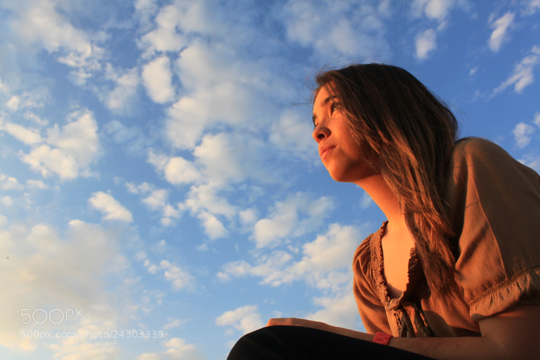 Photograph Rozando el cielo by Marta Gámez Medina on 500px