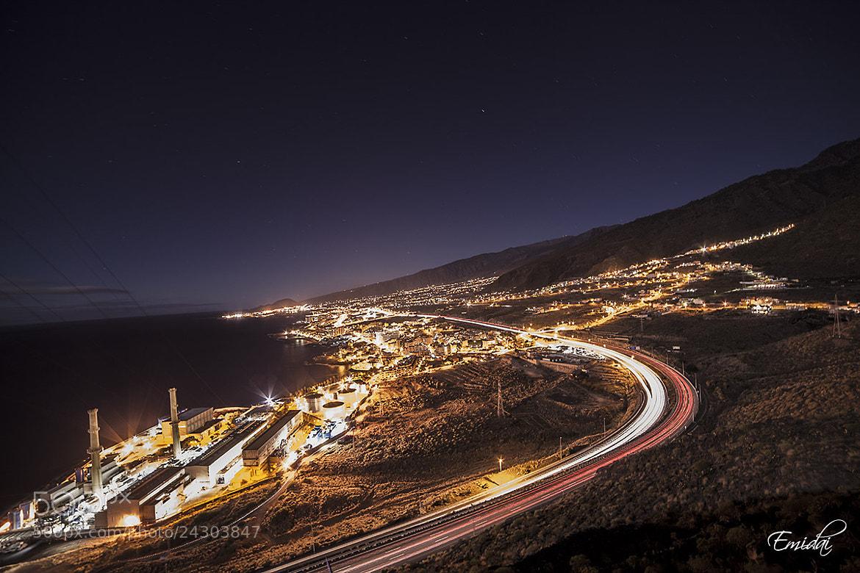 Photograph Valle de Candelaria y Güimar desde lo Alto de Caletillas by Emidai  on 500px
