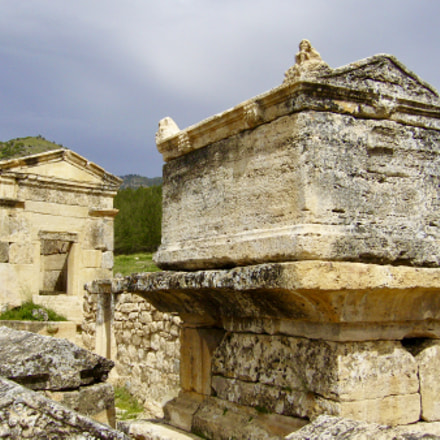 Hierapolis Necropole, Panasonic DMC-FX9