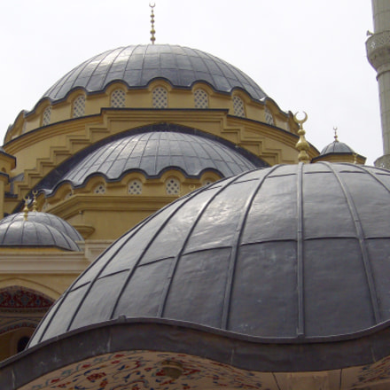 Mosque Domes, Panasonic DMC-FX9
