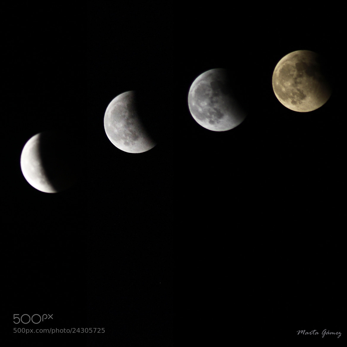 Photograph Eclipse by Marta Gámez Medina on 500px