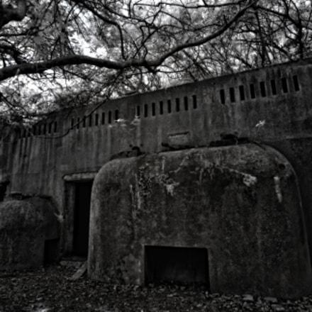 Abandoned, Nikon D80, Tokina AT-X 11-20 F2.8 PRO DX (AF 11-20mm f/2.8)