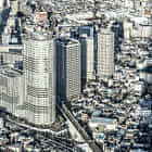 From the Skytree in Tokyo