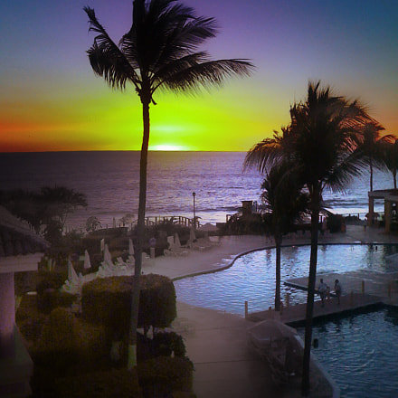 Puerto Vallarta Mexico, Apple iPhone 3G