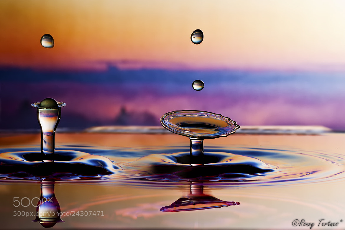 Photograph Water Sculptures by Ronny Tertnes on 500px