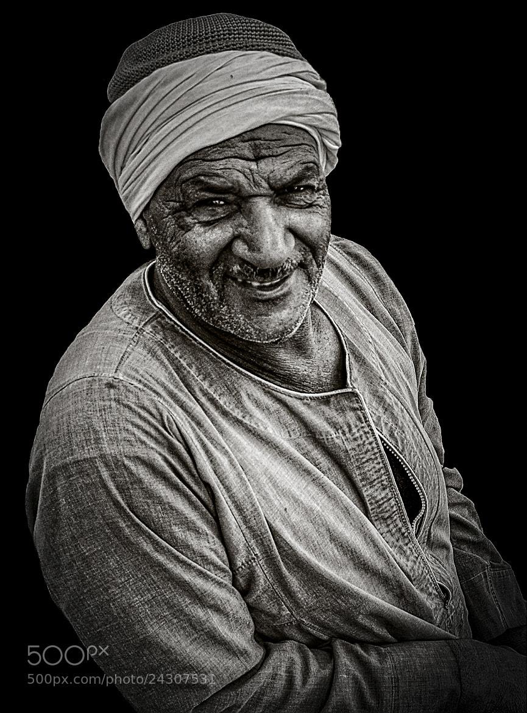 Photograph Boat Man - Marakby by Hani Latif Zaloum on 500px