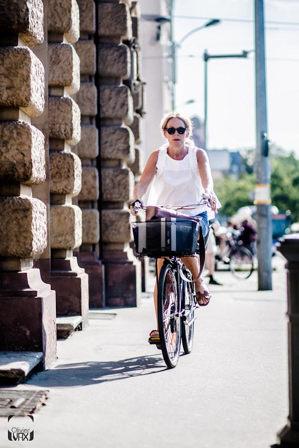 Projet #22 - Cycle à tout va by Olivier Vax