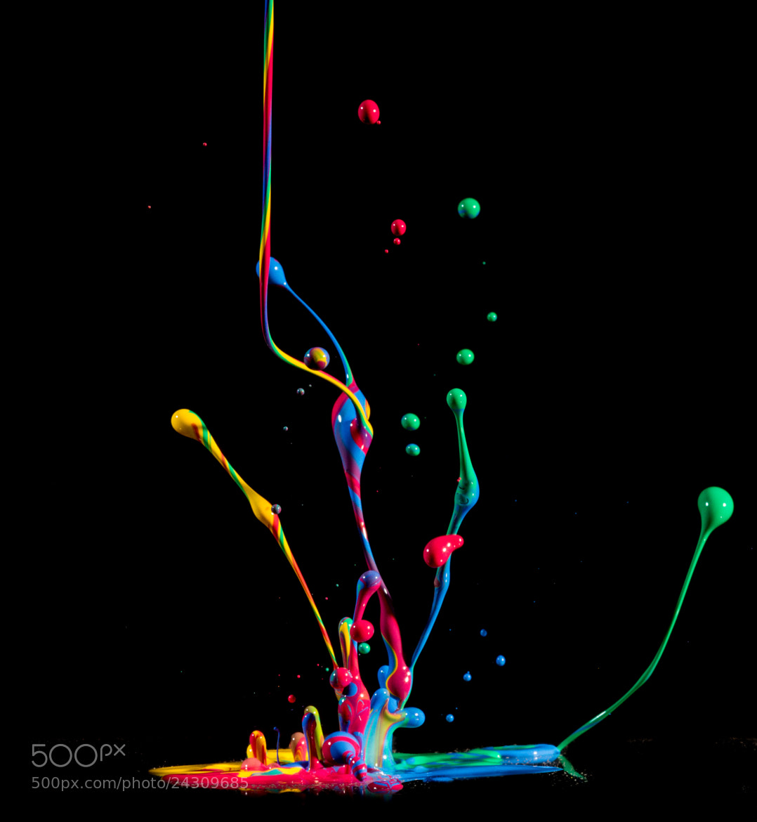 Photograph Color_Splash_1 by ElSauza on 500px